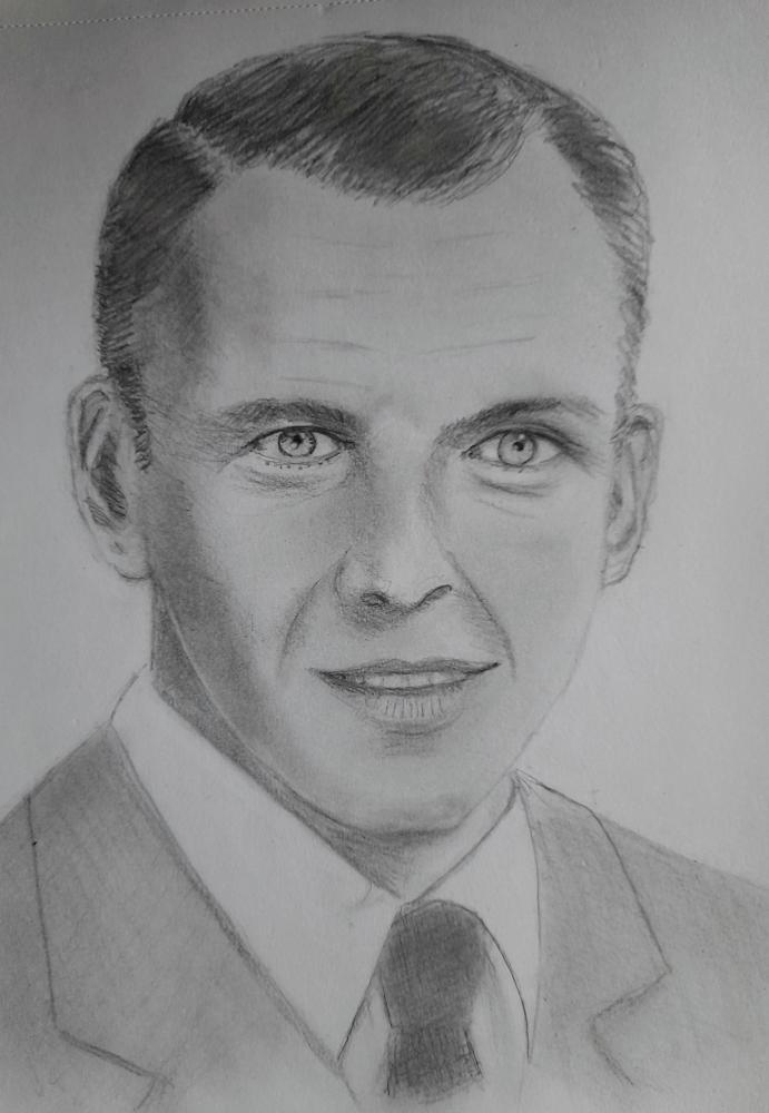 Frank Sinatra by paulb